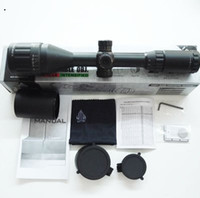 Wholesale LEAPERS UTG X50 Full Size AO Mil dot RGB Zero Locking Resetting Rifle Scope Hunting Scope