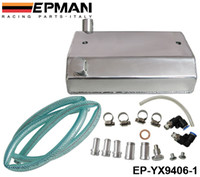 Wholesale EPMAN Alloy Aluminium L Oil Weilding Catch Can Square Tank Polished EP YX9406