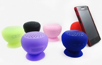mushroom waterproof Bluetooth Wireless Mini Speakers Hands f...