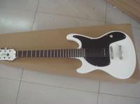 Wholesale 2014 New Arrival Guitar Factory Mosrite Johnny Ramone model Mosrite Ventures II electric guitar with bridge and tuning knob