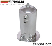 Wholesale EPMAN High Quality Aluminum ALLOY LITRE TWIN DOME FUEL SWIRL POT SURGE TANK EP YX9415