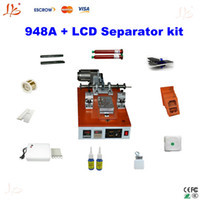 Wholesale Semi automatic LCD separator LY A screen repair machine for inch phone screen lcd separator kit screen refurbishment with the kit