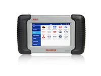 Wholesale Maxidas DS708 Diagnostic Scanner For US European Asian most of cars Universal Diagnostic tool DS DS by DHL