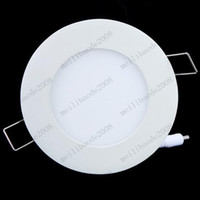 Cheap 6W Panel Light 390LM Round LED Ceiling Light  Wall Light Pure White MYY8372
