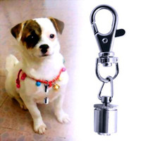 Wholesale S9Q Flashing Grow Led Light Hi Visibility Dog Cat Safety Collar Tag Pets Toys AAAAHO