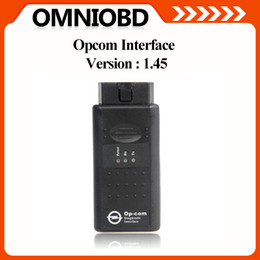 Wholesale Best sale OBD2 OBD II Scanner OP COM OPCOM OP COM Diagnostic Interface For Opel DIAGNOSE USB Tool