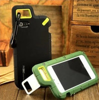 For Apple iPhone apple hanger - PureGear PX360 Extreme Protection System Case with hanger for iPhone for outdoor sport moutain climbing retail packaging Factory Sale Dire