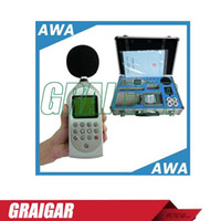 Wholesale AWA6228 Multifunciton Sound Level Meter