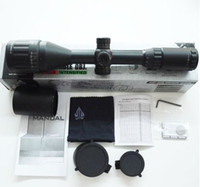 3-9x50 - New LEAPERS UTG X50 Full Size AO Mil dot RGB Zero Locking Resetting Rifle Scope Hunting Scope