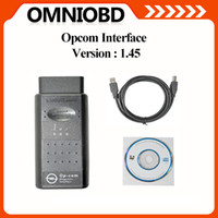 Code Reader For Opel op com High Performance OBD2 Diagnostic Interface OP COM Cable OPCOM V1.45 --OBD