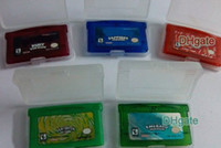 Wholesale Video Games for Gameboy Adcance Game Boy Advance GBA games Hottest poke Mix order Custom order