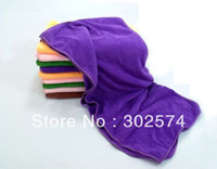 Wholesale 5pcs CM CM Thicked Superfine fiber towel Microfiber towels Hand Face Dry hair towel