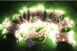 2015 new arrival Wedding light curtain lamps Christmas lights festival dj light led party lights lamp 6x3m 600 led 110V-220V