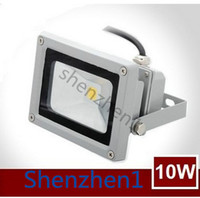 Wholesale 10W V LED Floodlight Outdoor Landscape LED Flood light Flash Light lighting Warm White Cold White RGB waterproof IP65 Garden light
