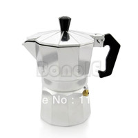 Wholesale HIgh Quality New Stove Top CUPS Continental Coffee Maker Machine Percolator TK0961