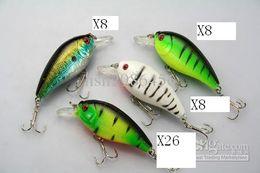 Wholesale FISHING LURES CRANKBAIT HOOKS 9.9g 7cm thank-