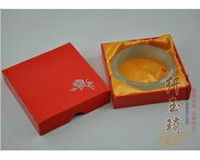 paper display - square Empty Special paper Display Storage Box Case Jewelry Packing BoxBangle Bracelet box retail