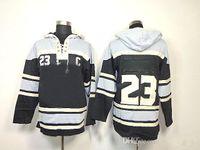 Dustin Brown 23 Kings Teams Black 2014 Hockey Jersey Hoodies...