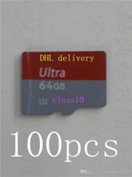 Wholesale DHL delivery good quality GB class10 micro sd card tf card Mobile phone memory card class10 Packing adapter