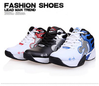 Wholesale Profession training shoes sport shoes running shoes high wear resistant shock absorption basketball shoesAoaoi