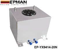 Wholesale EPMAN Universal Litre Fuel Surge Tank Swirl Pot System Alloy Aluminum EP YX9414 N Have In Stock