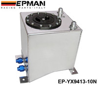 auto pot system - EPMAN High Quality Universal Car Auto Fuel Surge Tank Container Litre Swirl Pot System Alloy EP YX9413 N