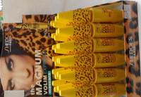 10 g waterproof mascara - 3 In Extra Long Lasting Thick Mascara Eye Black Eyelash Grower Lashes Intensifying Waterproof Mascara Black Fber Mascara Volume Express