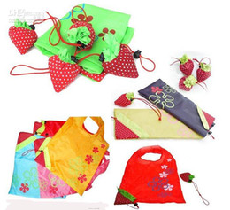 Wholesale - Hot selling - 100pcs lot Eco-friendly Foldable Reusable Shopping Bag