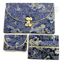Wholesale Hot selling CHINESE HANDMADE SILK PURSE