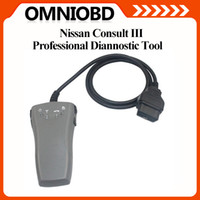 For Toyota automotive - Free update Professional for Nissan Diagnostic Tool for Nissan Consult III scan software for Nissan consult interface