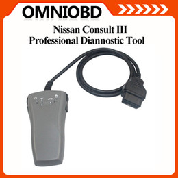 Wholesale Free update Professional for Nissan Diagnostic Tool for Nissan Consult III scan software for Nissan consult interface