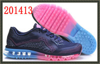 Wholesale 18colors Running Shoes Air Sneakers Men Sports Boots Fashion Basketball Boot Eur40 Size Dropship Fast Delivery Sport Shoe Cheap