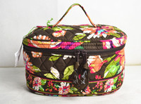 Wholesale New Bradley vb cotton cloth Cosmetic Pouch Jewelry Bag Small Tote Bag