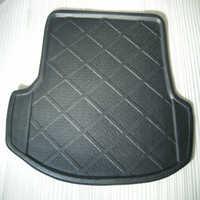 Wholesale Rear Tail Trunk Mat Protector Cargo Liner Carpet tray boot For Skoda Octavia