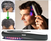 Wholesale New Hot Power Hair Grow Laser Comb Kit Stop Hair Loss Breakthrough Hair Regrow LASER Treatment Hair Loss Gift