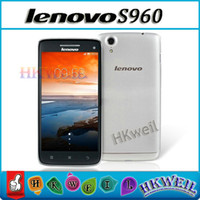 Lenovo S960 MTK6589T Quad Core 1. 5GHZ Android Cell Phone 2G ...