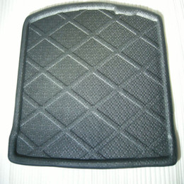 Wholesale Rear Tail Trunk Mat Protector Cargo Liner Carpet tray boot For Mazda two box auto