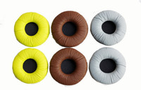 Wholesale Absolutely Original Sony MDR PQ2 Headphones Earmuffs Skin Fine Ear Cotton Padded Covering Authentic Headphones Replacement Ear Cushion Pads