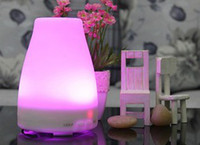 Wholesale ultrasonic humidifier aroma lamp essential oil diffuser
