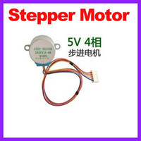 mini stepper motor - 50 DC V Phrases Gear Stepper Motor Reduction Step Motor Mini Step Motor for PIC MCU DIY