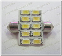 Wholesale New mm smd led SMD MAP DOME Light reading bulbs car panel light lamp