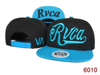 Wholesale 2014 new arrival RVCA SNAPBACKS hat cheap men s most popular adjustable caps top quality