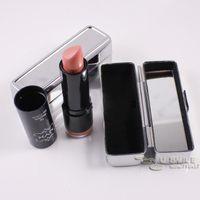 Wholesale Blank Metal Lipstick Mirror Cases Personlized Lipstick Holder Case X