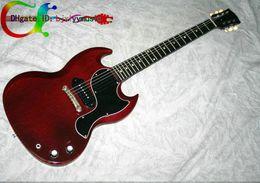 Wholesale Custom shop High quality Electric Guitar Junior SG JR Electric Guitar