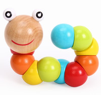wooden toys for children - Wooden Toys Baby Toys Colorful Learning Education Toys for Baby Children