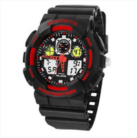 Wholesale 1PC AK1055 Waterproof Sports Alarm Stopwatch Dive Watch sports wristwatch