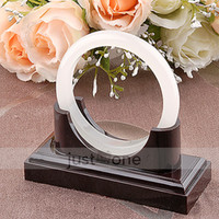 Wholesale Plastic Bracelet Bangle Jewelry Display Table Stand Holder Shop Retail Sale Show