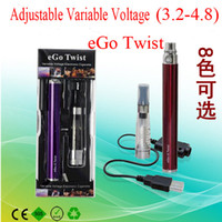 CE5- twist Ego CE5 Atomizer Ego twist Adjustable battery Vari...