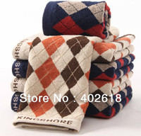 Wholesale Hand towel Cotton towel Size x35CM England style Face towel Luxury Towel Colors