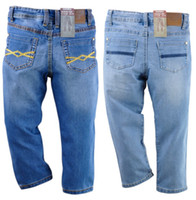 jeans wholesale price - 24PCS Boy s Jeans price Children s Jean Pants Kids Jeans Top Quality